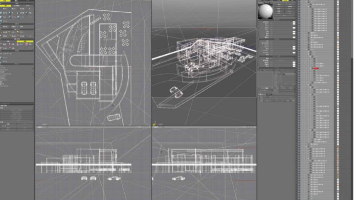 【CGパースの作り方・制作時間】現役のパース制作者にパースの作り方について聞いてみた