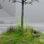 木を合成する際には知っておきたい!建築パースに土や芝生を合成する方法