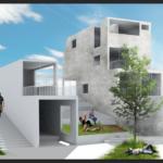 【完全版】Photoshopを使った建築CGパースの作り方のプロセスを解説します。